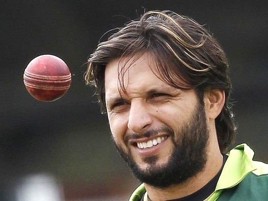 Shahid Afridi 11th Times man of the match in T20
