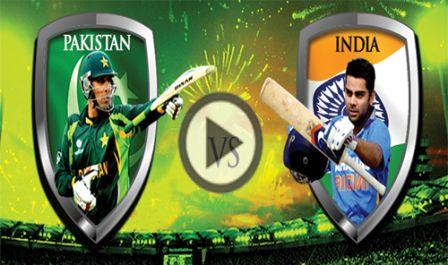 World T20 2016 Pakistan vs India Live match,  Ind or Pak?